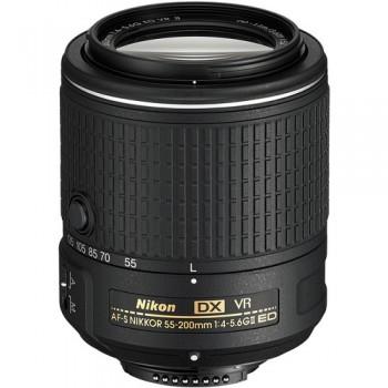 Nikon AF-S DX NIKKOR 55-200mm f/4-5.6G ED VR II Lens ( Nikon Malaysia )