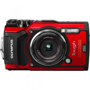 Olympus Tough TG-5 Digital Camera (Red) ( Free 8GB SD Card & Case ) (Olympus Malaysia )