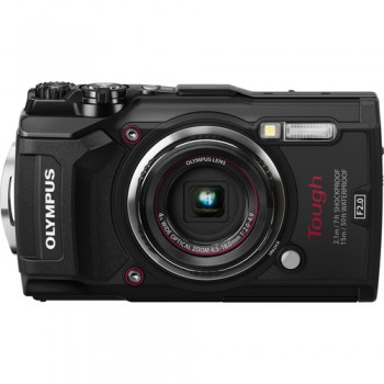 Olympus Tough TG-5 Digital Camera (Black) ( Free 8GB Card & Case ) ( Olympus Malaysia )