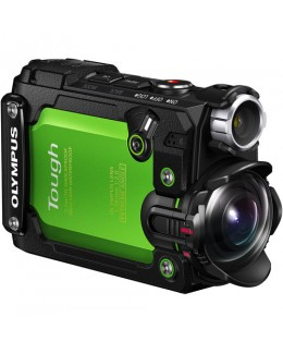 Olympus Stylus Tough TG-Tracker Action Camera (Green) (Free 16GB Micro SD Card & Case ) ( Olympus Malaysia )