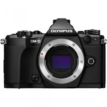 Olympus OM-D E-M5 Mark II Mirrorless Micro Four Thirds Digital Camera (Body, Black) ( Olympus Malaysia )