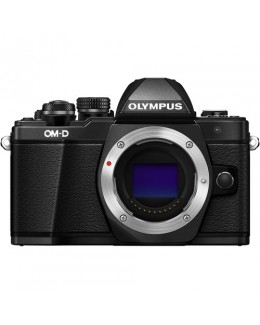 Olympus OM-D E-M10 Mark II Mirrorless Micro Four Thirds Digital Camera (Body Only, Black) ( Olympus Malaysia )