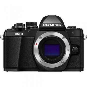 Olympus OM-D E-M10 Mark II Mirrorless Micro Four Thirds Digital Camera (Body Only, Black) ( Olympus Malaysia )