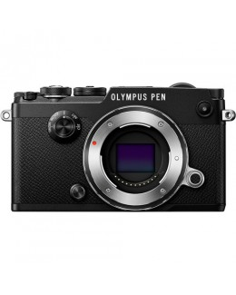 Olympus PEN-F Mirrorless Micro Four Thirds Digital Camera (Body Only, Black) (Olympus Malaysia )