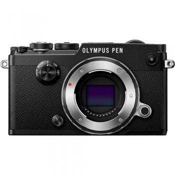 Olympus PEN-F Mirrorless Micro Four Thirds Digital Camera (Body Only, Black) (Olympus Malaysia )