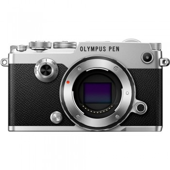 Olympus PEN-F Mirrorless Micro Four Thirds Digital Camera (Body Only, Silver) ( Olympus Malaysia )