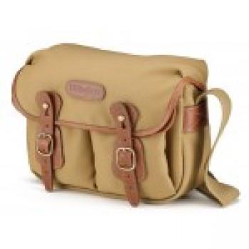 Billingham Hadley Shoulder Bag Small (Khaki with Tan Leather Trim)