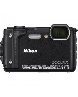 Nikon COOLPIX W300 Digital Camera (Black) (Nikon Malaysia)