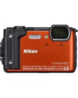Nikon COOLPIX W300 Digital Camera (Orange) (Nikon Malaysia)
