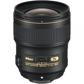 Nikon AF-S NIKKOR 28mm f/1.4E ED Lens ( Nikon Malaysia )