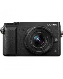 Panasonic Lumix DMC-GX85 Mirrorless Micro Four Thirds Digital Camera with 12-32mm Lens (Black)  ( Panasonic Malaysia )