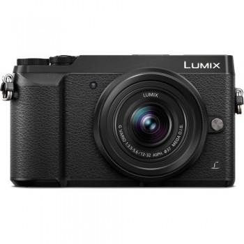 Panasonic Lumix DMC-GX85 Mirrorless Micro Four Thirds Digital Camera with 12-32mm Lens (Black)  ( Panasonic Malaysia )