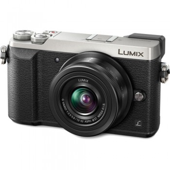 Panasonic Lumix DMC-GX85 Mirrorless Micro Four Thirds Digital Camera with 12-32mm Lens (Silver) ( Panasonic Malaysia )