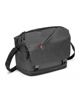 Manfrotto NX camera messenger I Grey V2 for DSLR/CSC