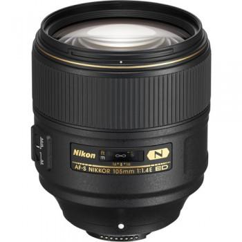 Nikon AF-S NIKKOR 105mm f/1.4E ED Lens ( Nikon Malaysia )