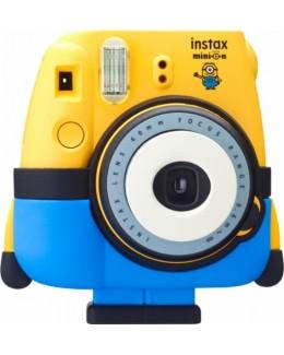 Fujifilm Instax Minion Mini 8 Instant Film Camera + Fujifilm Instax Mini Single Pack Film (10 pcs) (Fujifilm Malaysia)