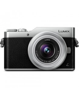 Panasonic Lumix  GF9 with 12-32 mm F3.5-5.6 Lens Silver ( Panasonic Malaysia )