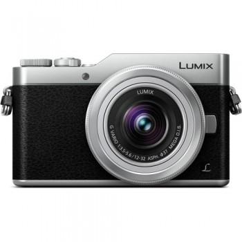 Panasonic Lumix  GF9 with 12-32 mm F3.5-5.6 Lens Silver ( Panasonic Malaysia )
