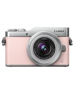 Panasonic Lumix  GF9 with 12-32mm F3.5-5.6 Lens Pink ( Panasonic Malaysia )