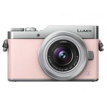 Panasonic Lumix  GF9 with 12-32mm F3.5-5.6 Lens Pink ( Panasonic Malaysia )