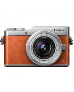Panasonic Lumix  GF9 with 12-32 mm F3.5-5.6 Lens Brown ( Panasonic Malaysia )