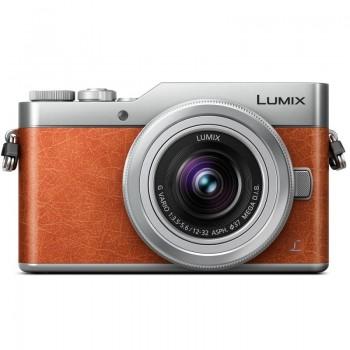 Panasonic Lumix  GF9 with 12-32 mm F3.5-5.6 Lens Brown ( Panasonic Malaysia )