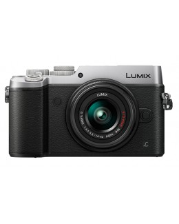 Panasonic Lumix DMC-GX8 with 12-42mm Lens Silver ( Panasonic Malaysia )