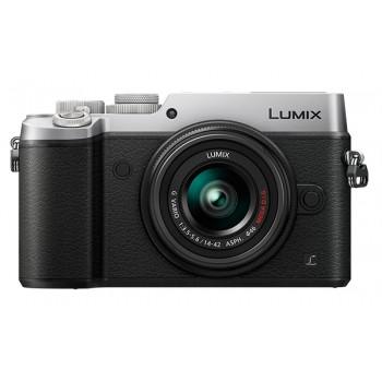 Panasonic Lumix DMC-GX8 with 12-42mm Lens Silver ( Panasonic Malaysia )