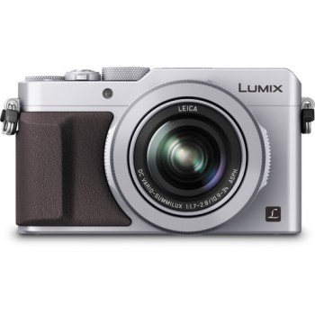 Panasonic Lumix DMC-LX100 Digital Camera (Silver) ( Panasonic Malaysia )