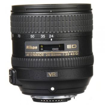 Nikon AF-S NIKKOR 24-85mm f/3.5-4.5G ED VR Lens ( Nikon Malaysia )