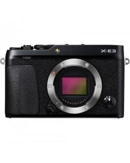 Fujifilm X-E3 Mirrorless Digital Camera (Body Only) (Black) (Fujifilm Malaysia )
