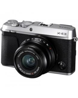 Fujifilm X-E3 Mirrorless Digital Camera with 23mm f/2 Lens (Silver) ( Fujifilm Malaysia )
