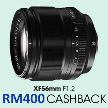 FUJIFILM FUJINON XF56mm F1.2R Lens  (Fujifilm Malaysia)