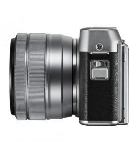 Fujifilm X-A5 Mirrorless Digital Camera with 15-45mm Lens *FOC 32GB SD CARD & LEATHER HALF CASE & NP-W126 BATTERY Silver (Fujifilm Malaysia)