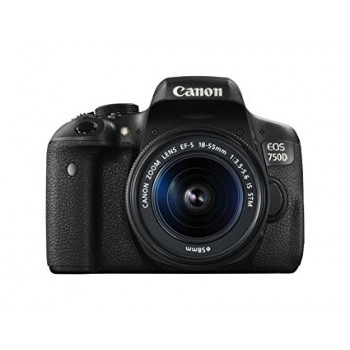 [Promo]Canon EOS 750D with EF-S 18-55mm F3.5-5.6 IS STM Lens (Canon Malaysia)