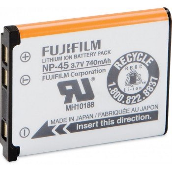 FUJIFILM NP-45 Lithium-ion Rechargeable Battery
