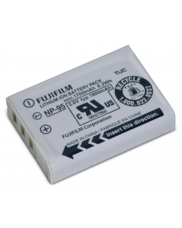FUJIFILM NP-95 Lithium-Ion Rechargeable Battery
