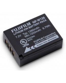 FUJIFILM NP-W126 Lithium-Ion Rechargeable Battery
