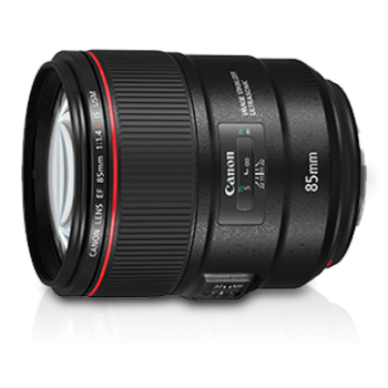 EF 85mm f/1.4L IS USM