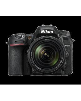 Nikon D7500 & NIKKOR AF-S 200-500MM F/5.6E ED VR