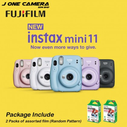 FUJIFILM INSTAX MINI 11 COMBO