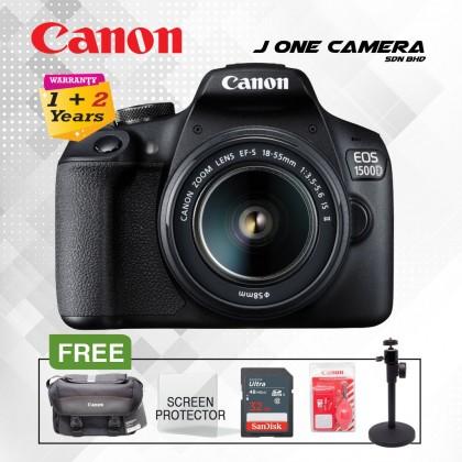 Canon EOS 1500D EF-S 18-55 IS ii