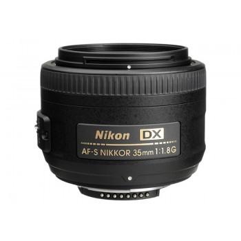 Nikon Nikkor AF-S 35mm F1.8G DX Lens (Nikon Malaysia)