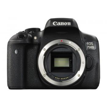 Canon EOS 750D Body Only (Canon Malaysia)