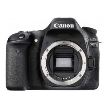 Canon EOS 80D Body Only  (Canon Malaysia)