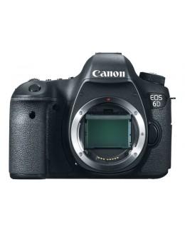 Canon EOS 6D Body Only (Canon Malaysia)