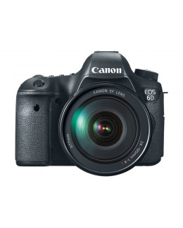 Canon EOS 6D with EF 24-105mm F4 L IS USM Lens (Canon Malaysia)