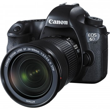 Canon EOS 6D with EF 24-105mm F3.5-5.6 IS STM Lens (Canon Malaysia)