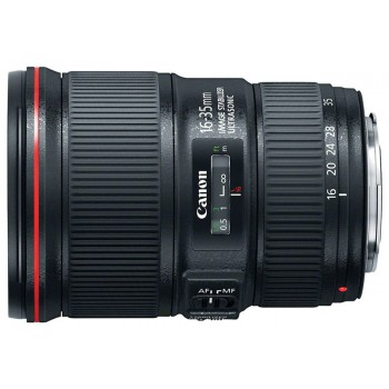 Canon EOS EF 16-35mm F4L IS USM Lens (Canon Malaysia)