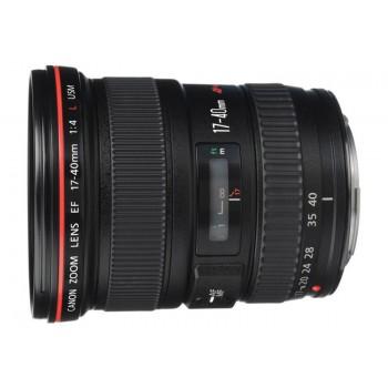 Canon EOS EF 17-40mm F4.0 L Lens (Canon Malaysia)